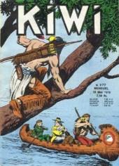 Kiwi -277- Le Mystàre de L'Ile Maudite