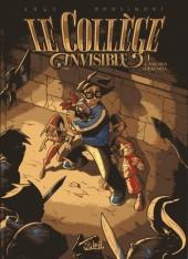 Le collège invisible -1a06- Cancrus Supremus