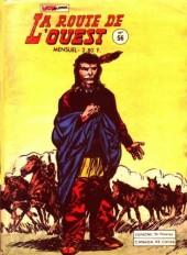 La route de l'Ouest -56- L'exode des Nez-percés