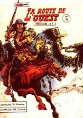 La route de l'Ouest -61- Lazaro, le vagabond