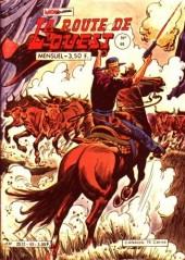 La route de l'Ouest -69- Le dernier galop