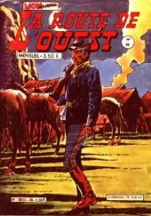La route de l'Ouest -68- Les visiteurs du clair de lune