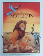 Les classiques du dessin animé en bande dessinée -13- Le Roi Lion