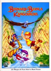 Les classiques du dessin animé en bande dessinée -4- Bernard et Bianca au pays des kangourous