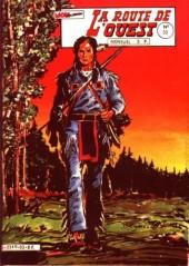 La route de l'Ouest -93- Les comancheros