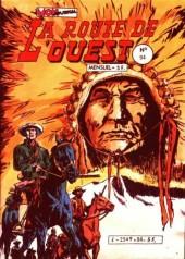 La route de l'Ouest -94- À la conquête de la Californie