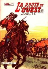La route de l'Ouest -96- La vengeance des Sioux
