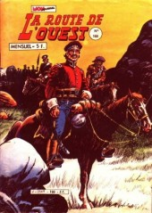 La route de l'Ouest -100- La cité des morts
