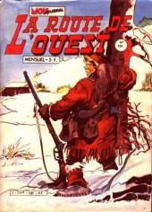 La route de l'Ouest -101- La patrouille infernale