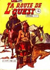 La route de l'Ouest -108- Yaqui le cruel