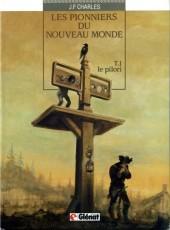 Les pionniers du Nouveau Monde -1b86- Le pilori