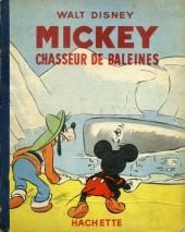 Mickey (Hachette) -23- Mickey chasseur de baleines