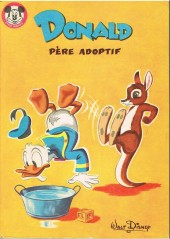 Votre série Mickey (2e série) - Albums Filmés ODEJ -REC- Donald père adoptif / Mickey au musée