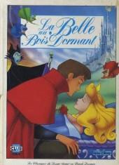 Les classiques du dessin animé en bande dessinée -15- La Belle au Bois Dormant