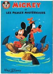 Votre série Mickey (1re série) -5- Mickey et les pillules mystérieuses
