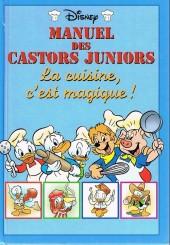 Manuel des Castors juniors (2e série) -FL- La cuisine c'est magique