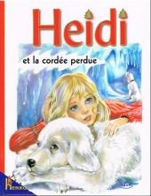 Heidi (Maury) -15- Heidi et la cordée perdue