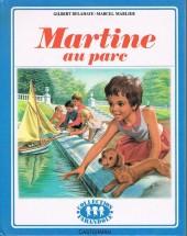 Martine -17c- Martine au parc