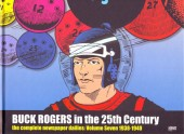 Buck Rogers in the 25th century -7- Volume 7: the complete newspaper dailies (1938-1940)