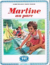 Martine -17b- Martine au parc