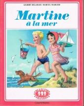 Martine -3- Martine à la mer