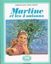 Martine -11a- Martine et les quatre saisons