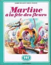 Martine -23a- Martine à la fête des fleurs