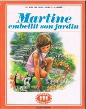 Martine -20a- Martine embellit son jardin