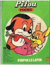 Pifou (Poche) -111- Pinpin le lapin