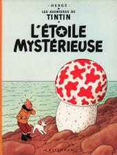 Tintin (Historique) -10B37- L'étoile mystérieuse