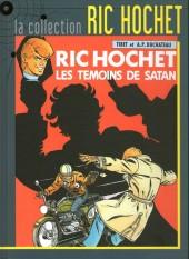 Ric Hochet - La collection (Hachette) -46- Les témoins de Satan