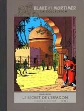 Blake et Mortimer - La collection (Hachette) -2- Le Secret de l'Espadon - Tome II - L'Évasion de Mortimer
