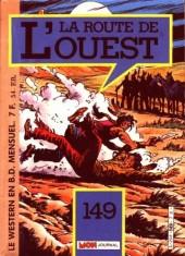 La route de l'Ouest -149- Lune Comanche