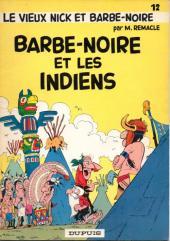 Le vieux Nick et Barbe-Noire -12- Barbe-Noire et les indiens