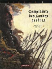 Complainte des Landes perdues -2d- Blackmore