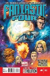 Fantastic Four Vol.4 (Marvel comics - 2013) -2- Voyagers