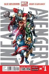 Uncanny Avengers (2012) -1- New Union
