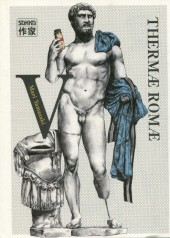 Couverture de Thermae Romae -5- Volume V