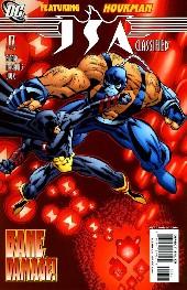 JSA: Classified (2005) -17- The Venom Connection Part 1