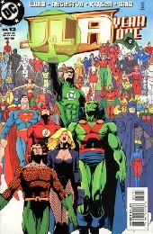 JLA: Year one (1998) -12- Justice For All