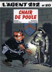 L'agent 212 -20a2005- Chair de poule