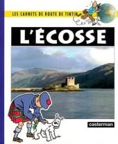 Tintin - Divers -CA5a- Carnets de route : l'Écosse