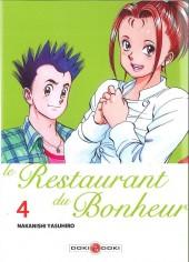 Le restaurant du bonheur -4- Tome 4