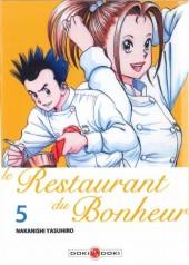 Le restaurant du bonheur -5- Tome 5