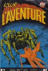 Vive l'Aventure (Pif) -1- Le mystère de Delta-Six