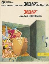 Astérix (en néerlandais) -16- Astérix en de helvetiërs