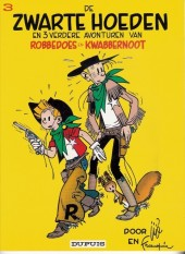Robbedoes en Kwabbernoot -3- De zwarte hoeden