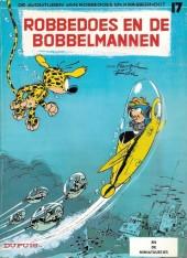 Robbedoes en Kwabbernoot -17- Robbedoes en de bobbelmannen