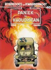 Robbedoes en Kwabbernoot -40- Paniek in khoudistan