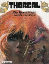 Thorgal (en néerlandais) -1- De ijskoningin